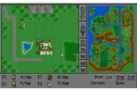 Warlords | Old DOS Games | Download for Free or play on ...