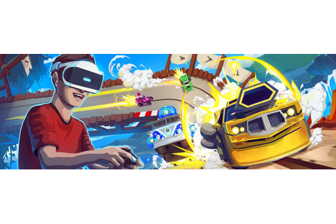 Tiny Trax - PS4 - Digital Games