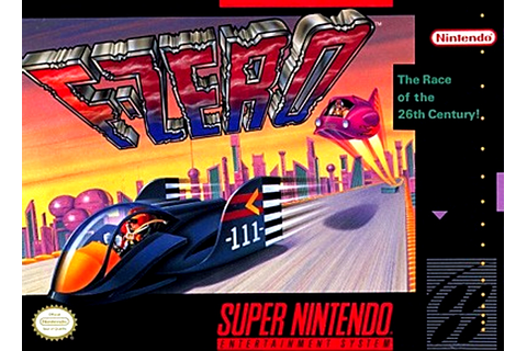 F-Zero Review |BasementRejects