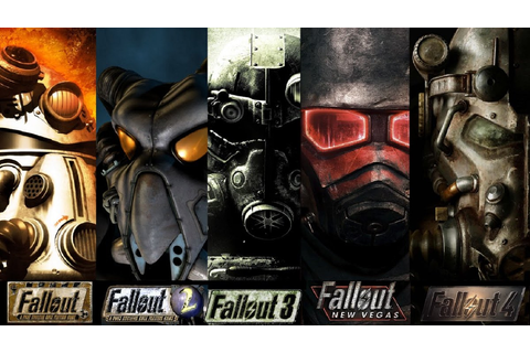 Fallout series rated, the Top 5 mainline Fallout games ...