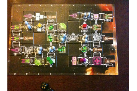 The Minotaur Illusionist: Galaxy Trucker: A Different Sort ...