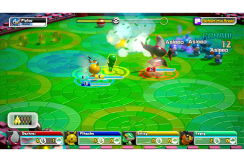 Pokémon Rumble U | Pokémon Video Games