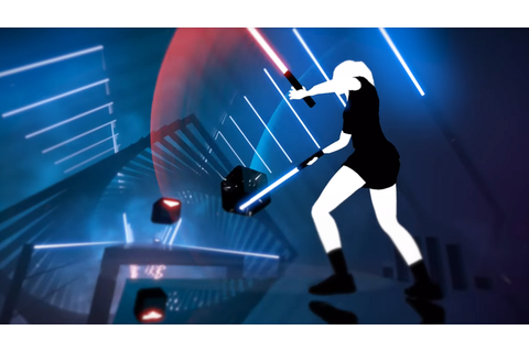 'Beat Saber' is a VR Fusion of DDR and Lightsaber Combat ...