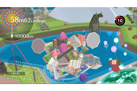 Beautiful Katamari - screenshots gallery - screenshot 4/14 ...