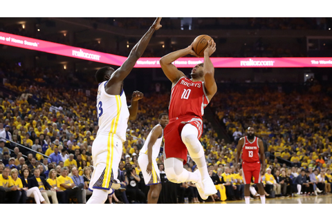 5 keys to Game 4 of Rockets vs. Warriors playoff series