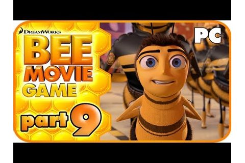 Bee Movie Game Walkthrough Part 9 (PC, PS2, X360) No ...