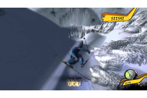 Freak Out: Extreme Freeride - gameplay PSP - YouTube