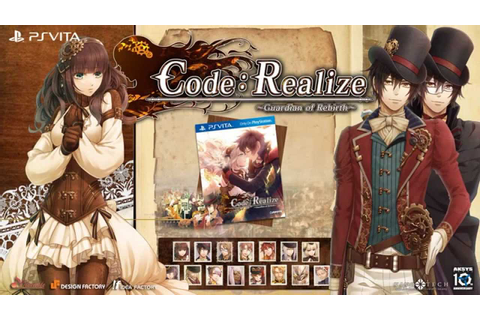 Code: Realize ~Guardian of Rebirth~ - YouTube