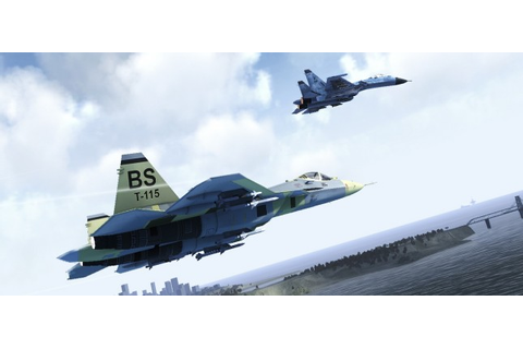 JASF: Jane's Advanced Strike Fighters para PC en AnaitGames