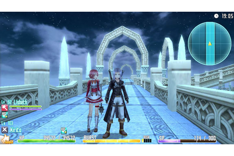 Sword Art Online: Hollowed Fragment Review for PS Vita ...