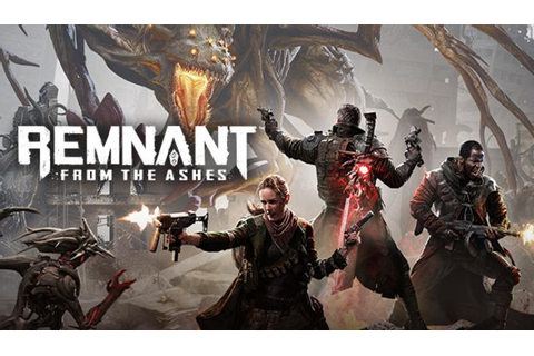 Remnant From the Ashes » FREE DOWNLOAD | CRACKED-GAMES.ORG
