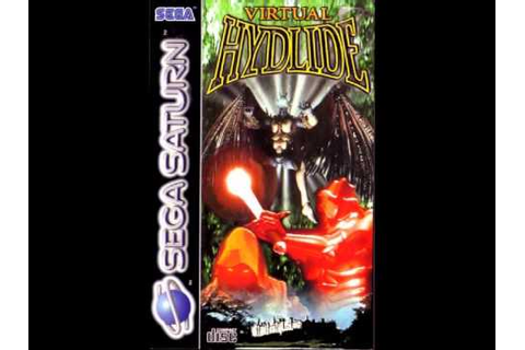 24 Virtual Hydlide Game OST - YouTube