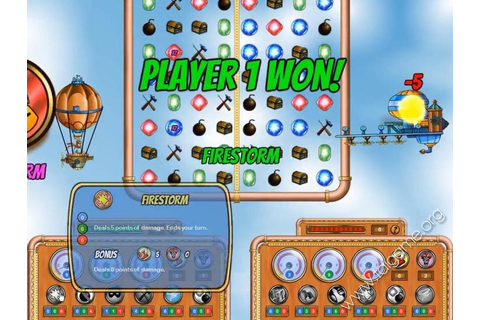 Bret Airborne - Download Free Full Games | Match 3 games
