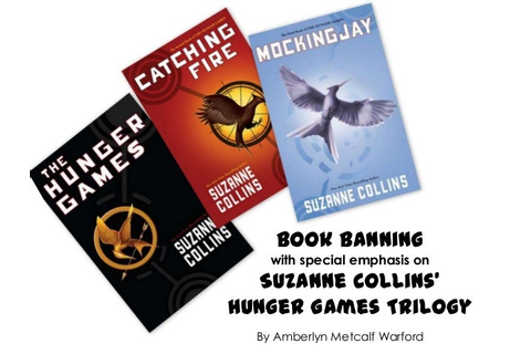 Banned Book: The Hunger Games Trilogy