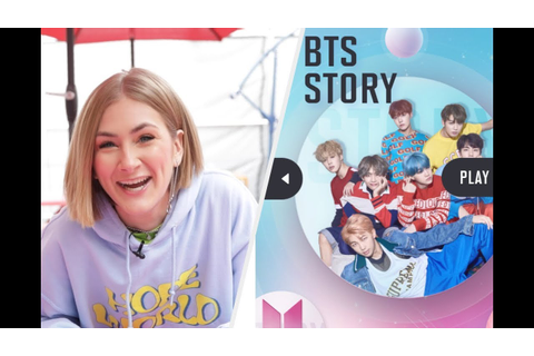 Fans Play The New BTS World Game - YouTube