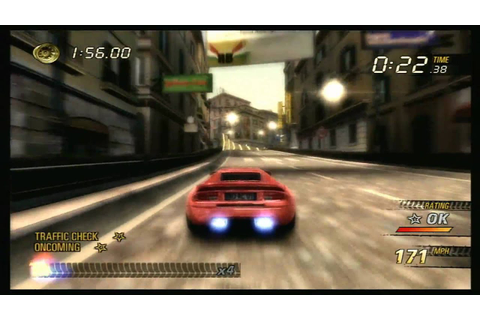 Classic Game Room HD - BURNOUT REVENGE for Xbox 360 review ...