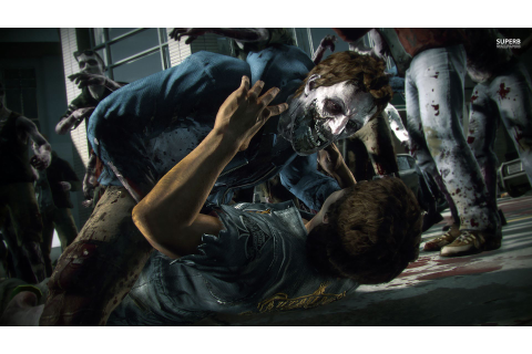 Dead Rising 3 Zombie Attack Background for Windows | Game ...