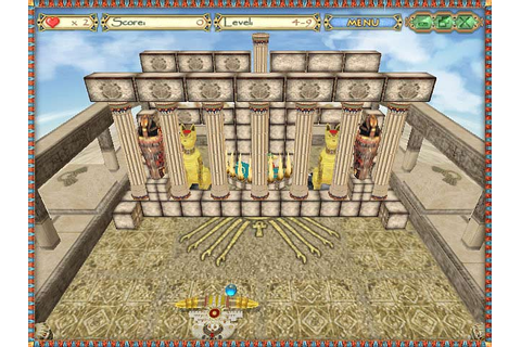 Egyptian Ball > iPad, iPhone, Android, Mac & PC Game | Big ...