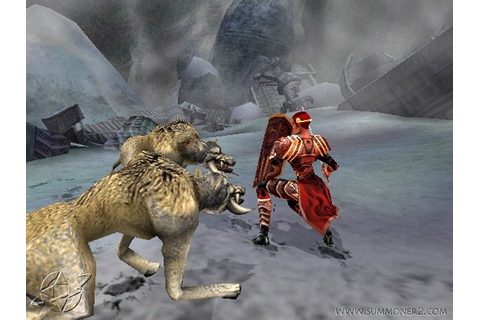 Summoner 2 Screenshots, Pictures, Wallpapers - PlayStation ...