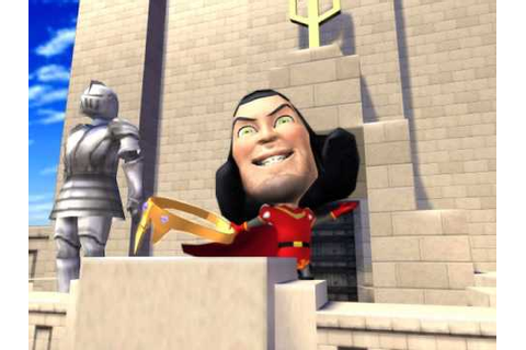 Shrek Super Party: Farquaad Ending - YouTube