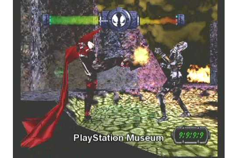 Spawn The Eternal - November 2009 PlayStation Museum Game ...