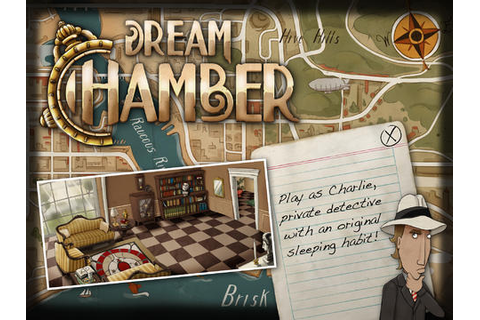 Dream Chamber iPhone game - free. Download ipa for iPad ...