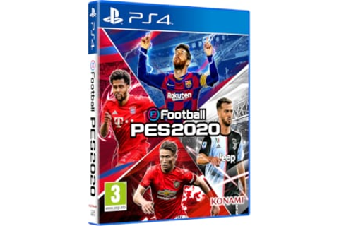 eFootball Pro Evolution Soccer 2020 - PS4 Game | Public