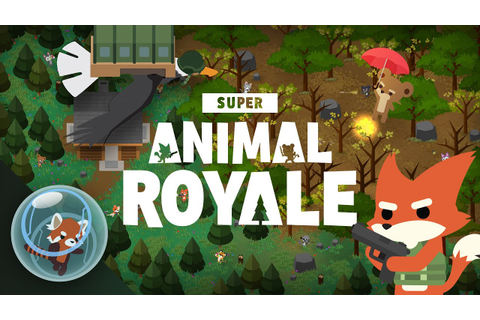 Super Animal Royale Trailer 2 | 64 adorably murderous ...