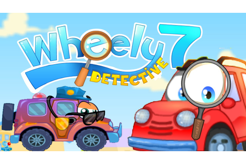 Wheely 7 Walkthrough All Levels 1 - 15 - YouTube