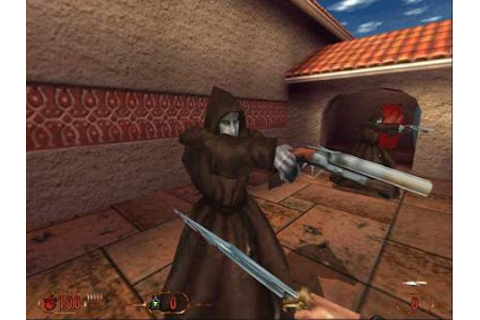 Blood 2 The Chosen Game - FREE DOWNLOAD - Free Full ...
