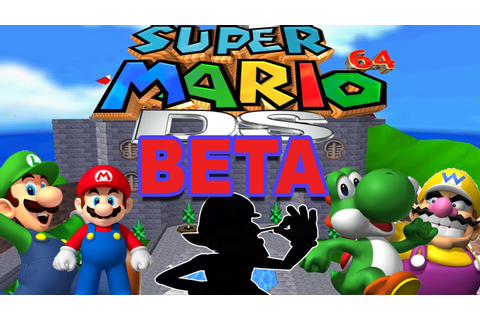 Super Mario 64 DS BETA [GAME SPECULATION] - YouTube