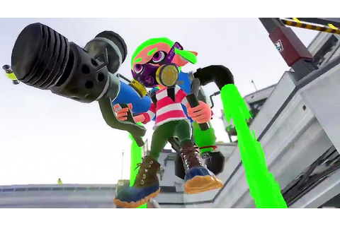 SPLATOON 2 Trailer (Nintendo Switch - 2017) - YouTube