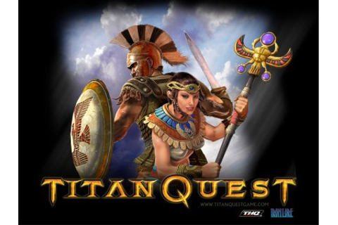 >Titan Quest: Immortal Throne [PC-Game] | Laguna Life