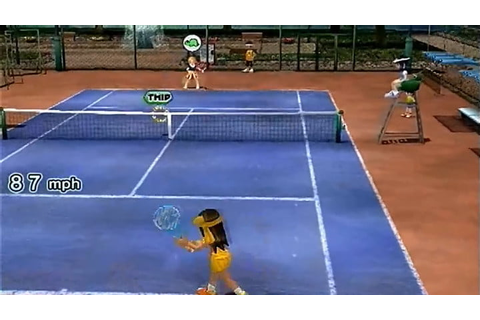 The 10 best tennis video games of all time - Thumbsticks
