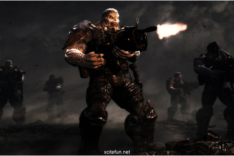 Gears of War 3 Game Hd Trailer And Hq Wallpapers ...