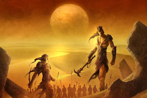 Dark Sun on Pinterest | Sun, Bible Stories and Raiders