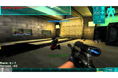 Unreal Tournament Game of the Year edition Multiplayer PC ...