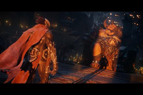 24 Minutes Of Gameplay Footage For Darksiders: Genesis ...
