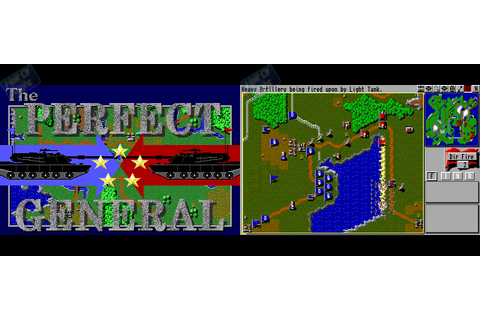 Perfect General, The : Hall Of Light – The database of ...