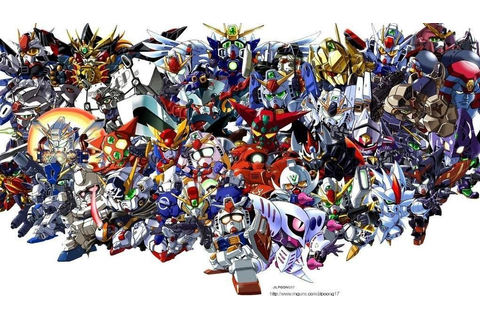The Backlog: March Mecha Madness Round 1: Super Robot Wars MX