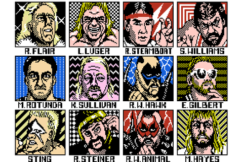 The 10 Best Wrestling Videogames - Paste