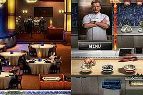 He'll Call You a Donkey: Hell's Kitchen Game Released ...