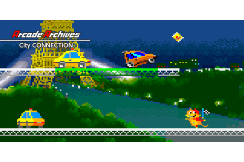 Arcade Archives City CONNECTION | Nintendo Switch Download ...