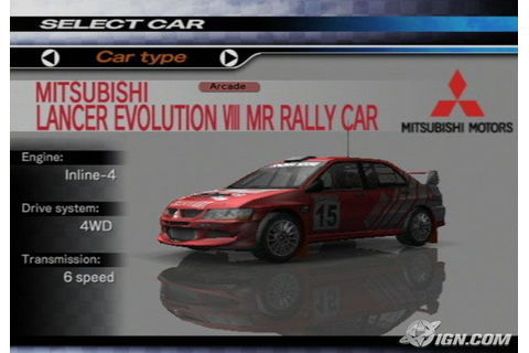 SEGA Rally 2006 Screenshots, Pictures, Wallpapers ...