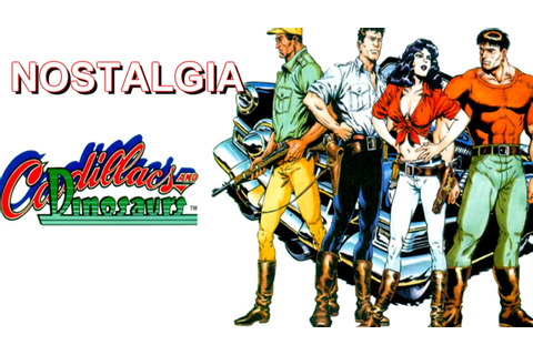 Cadillacs And Dinosaurs Full Game Free Download (Size 18.4 ...