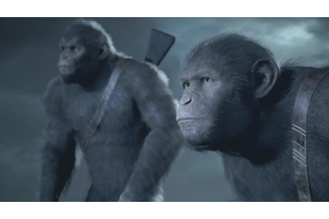 6 Minutes of Planet of The Apes: Last Frontier Gameplay ...