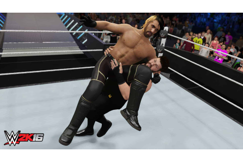 WWE 2K16 Download Game