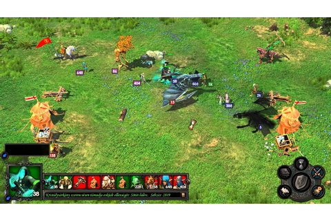 Heroes of might and magic v hammers of fate walkthrough ...