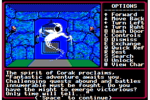 Might and Magic II: Gates to Another World - My Abandonware