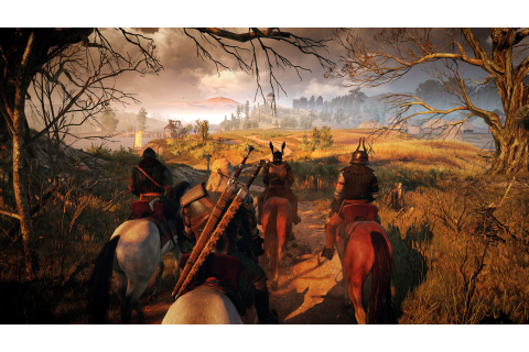 The Witcher 3: Wild Hunt - Gameplay Overview Trailer | RPG ...